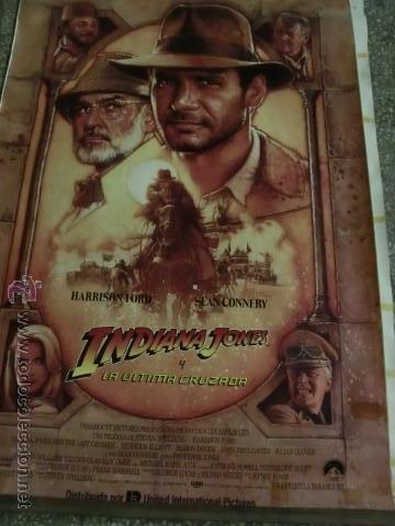 Indiana Jones Y La Ultima Cruzada Film