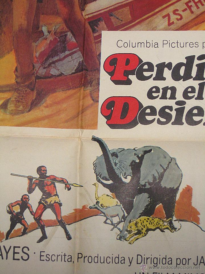 Cartel Original Estados Unidos Perdido En El De Buy Adventure Film Posters At Todocoleccion 47053457