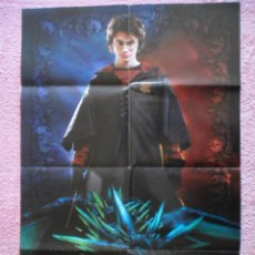 Cine: HARRY POTTER Y EL CALIZ DE FUEGO POSTER WARNER BROS ENTERTAINMENT INC. Lote 47114588