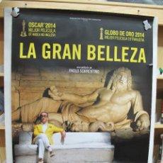Cine: LA GRAN BELLEZA. Lote 244660235