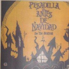 Cinéma: PESADILLA ANTES DE NAVIDAD MINI POSTER 32X23 NO ORIGINAL. Lote 47293568