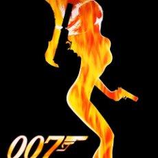 Cine: PELICULA JAMES BOND 007. LÁMINA CARTEL DE CINE. Lote 47327767