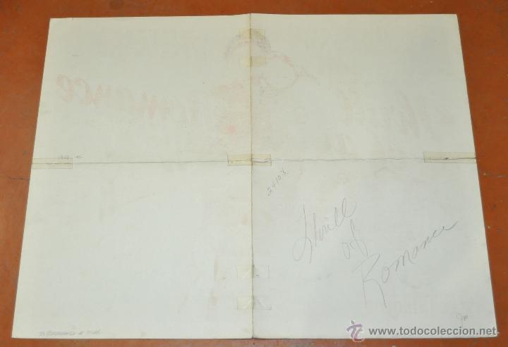 Cine: CARTEL DE CINE ORIGINAL, THILL OF A ROMANCE,AÑO 1945 - Foto 5 - 47595046