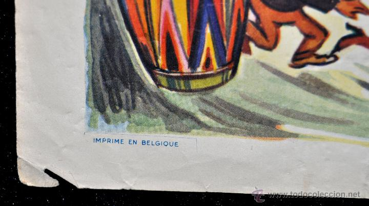 Cine: POSTER ORIGINAL DE 1957, LA BLONDE DES TROPIQUES, CELIA CORTEZ, ARMAND BERNARD, ETC - Foto 5 - 47595371