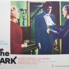 Cine: HOMBRE MARCADO LOBBY CARD ORIGINAL ESTADOS UNIDOS THE MARK MARIA SCHELL STUART WHITMAN. Lote 47710298