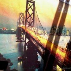 Cine: POSTERS. SAN FRANCISCO GRAN MEDIDA. Lote 47904402