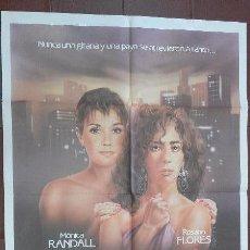 Cine: CARTEL DE CINE - MOVIE POSTER - CALE. CON ROSARIO FLORES.. Lote 48160093