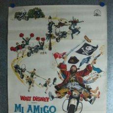 Cine: MI AMIGO EL FANTASMA - PETER USTINOV, DEAN JONES - WALT DISNEY - FINALES AÑOS 60. Lote 48642205