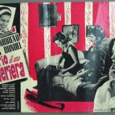 Cine: VU78 DIARIO DE UNA CAMARERA LUIS BUÑUEL JEANNE MOREAU POSTER ORIGINAL ITALIANO 47X68. Lote 48739490