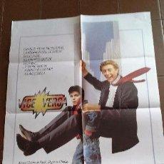 Cine: CARTEL DE CINE - MOVIE POSTER - VICEVERSA - AÑO 1988 - . Lote 48777334