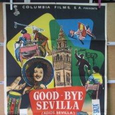 Cine: ABC73 GOOD-BYE, SEVILLA ADIOS SEVILLA. Lote 48819001