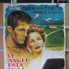 Cine: ABC77 EL ANGEL ESTA EN LA CUMBRE. Lote 48819118