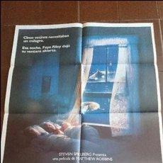 Cine: CARTEL DE CINE - MOVIE PÓSTER - NUESTROS MARAVILLOSOS ALIADOS - AÑO 1987 . Lote 48842201