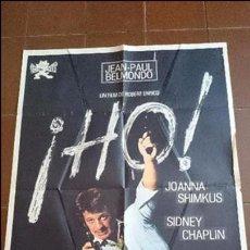Cine: CARTEL DE CINE - MOVIE PÓSTER - HO!- AÑO 1968 . Lote 49051343