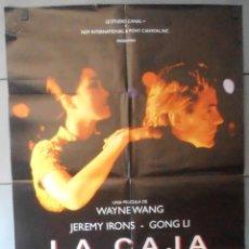 Cine: LA CASA CHINA,CARTEL DE CINE ORIGINAL 70X100 CM CON ALGUN DEFECTO A 1€,VER FOTO (13172). Lote 56170105