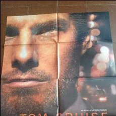 Cine: CARTEL DE CINE - MOVIE PÓSTER - COLLATERAL - TOM CRUISE . Lote 49092607