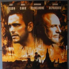 Cine: LA CIUDAD DE LOS FANTASMAS, CARTEL DE CINE ORIGINAL 70X100 APROX (13107). Lote 49125927