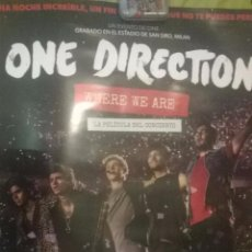 Cinéma: POSTER ONE DIRECTION WHERE WE ARE.ORIGINAL CINE 70X100. Lote 49166227