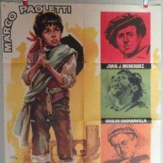 Cine: EL LAZARILLO DE TORMES POSTER. Lote 49187029