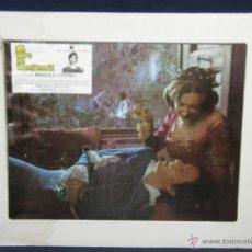 Cine: CARTELERA DE CINE LOBBY CARD EL LIBRO DE BUEN AMOR II CON MANOLO OTERO JACINTO SANTOS 29,7X36,5CMS. Lote 49216789