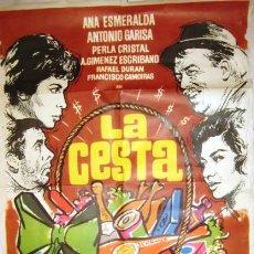 Cine: LA CESTA. 1964.. ENVIO INCLUIDO.. Lote 49230821
