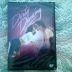 Cine: DVD DIRTY DANCING, DE EMILE ARDOLINOE, CON PATRICK SWAYZE Y JENNIFER GREY (PRECINTADA). Lote 49253210