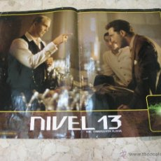 Cine: CARTEL CINE ORIGINAL NIVEL 13. Lote 49418130
