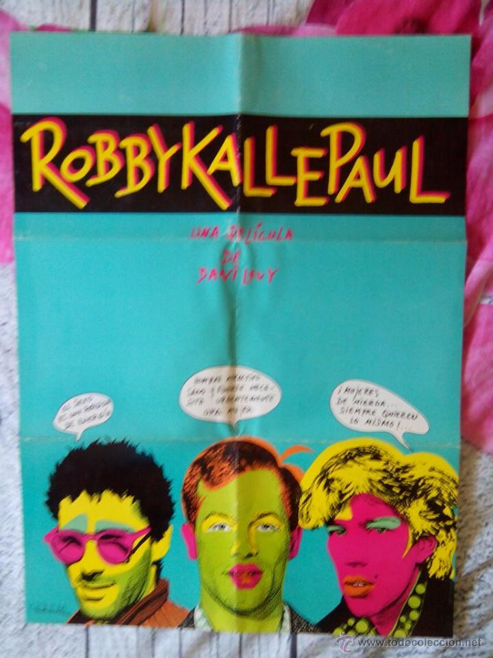 ROBBYKALLEPAUL DANI LEVY CARTEL DE LA PELICULA K1 (Cine - Posters y Carteles - Comedia)
