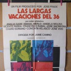 Cine: AL1160 LAS LARGAS VACACIONES DEL 36. Lote 197486997
