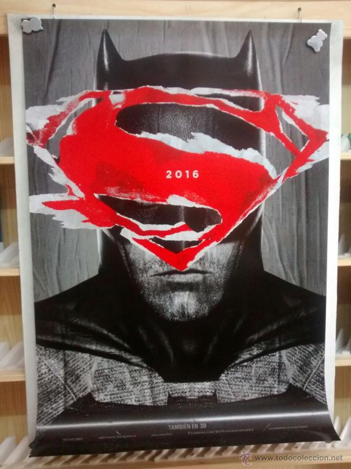 BATMAN Y SUPERMAN (Cine - Posters y Carteles - Westerns)
