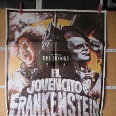 Cinema: CAR3153 EL JOVENCITO FRANKENSTEIN. Lote 49720133