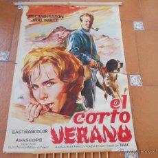 Cine: EL CORTO VERANO. Lote 49858453
