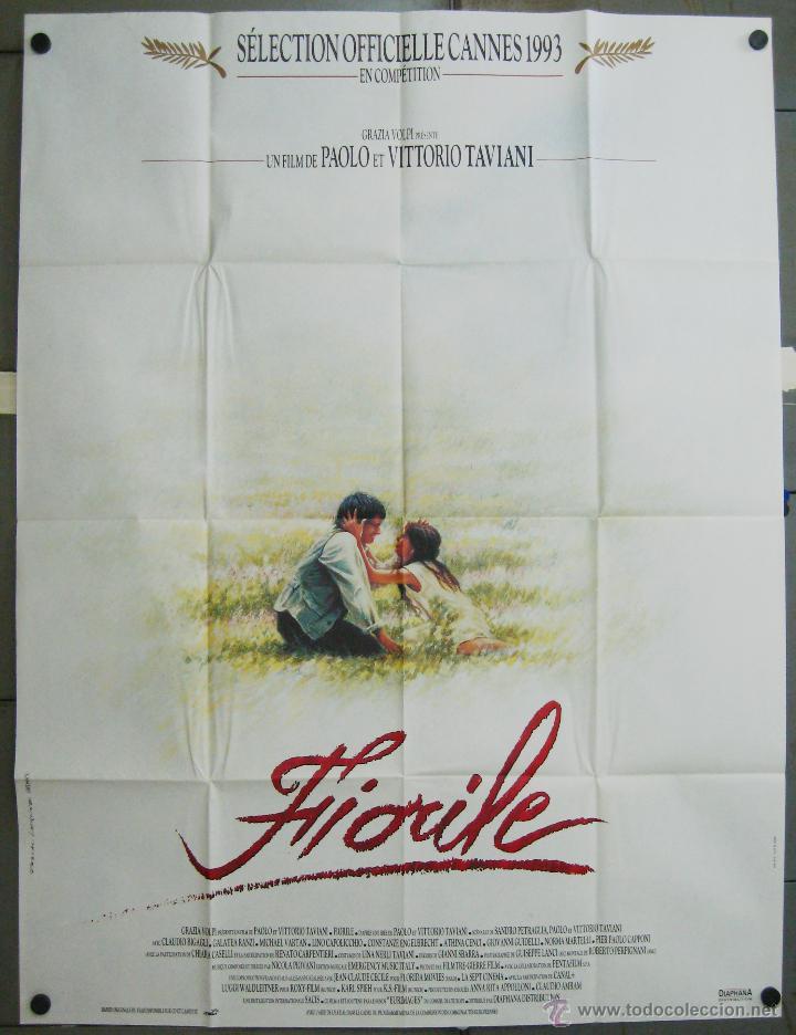 QP93 FIORILE PAOLO VITTORIO TAVIANI POSTER ORIGINAL FRANCES 120X160 (Cine- Posters y Carteles - Drama)
