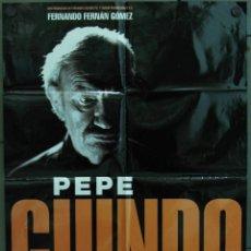 Cine: WD90 PEPE GUINDO FERNANDO FERNAN GOMEZ POSTER ORIGINAL 70X100 ESTRENO. Lote 50120475