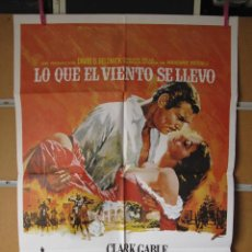 Cine: AL1548 LO QUE EL VIENTO SE LLEVO. Lote 218595527