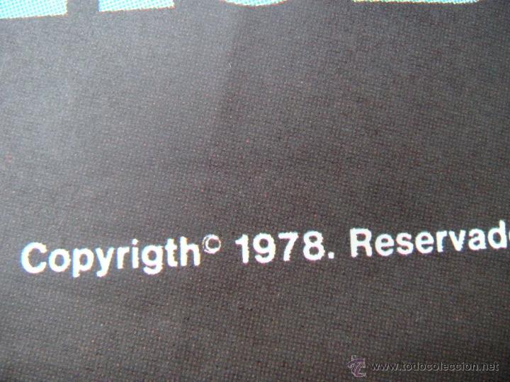 Cine: CARTEL MAZINGER Z 100 X 70 CM. AÑO 1978 - Foto 4 - 50706611