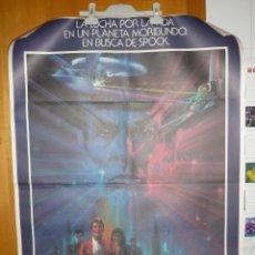 Cine: STAR TREK III CARTEL ORIGINAL 100 X 70 CMS APROX. Lote 50804296