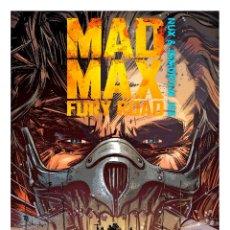 Cine: MAD MAX FURY ROAD. LÁMINA CARTEL 45 X 32 CMS.. Lote 50915665