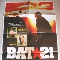 Cine: BAT 21. POSTER CARTEL. MOVIE. ORIGINAL. 70 X 100. Lote 51003476