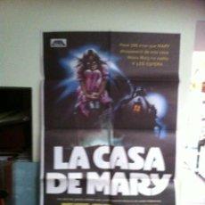 Cine: CARTEL LA CASA DE MARY AÑO 1983 . Lote 51030367