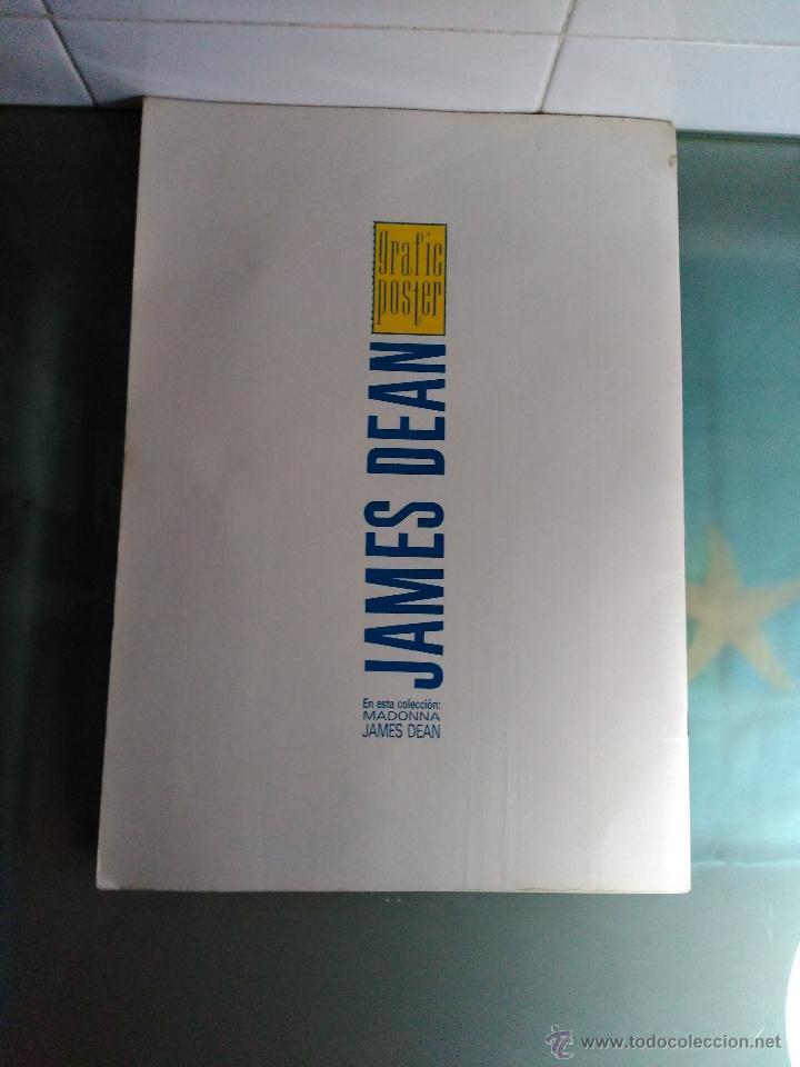 Cine: JAMES DEAN GRAFIC POSTER JAMES DEAN GRAFIC POSTER EDITORIAL GAVIOTA 15 POSTERS - Foto 4 - 51068313