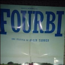 Cine: FOURBI. CARTEL. POSTER. ORIGINAL. 70X100. MOVIE. Lote 51112422