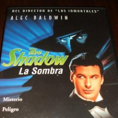 Cine: THE SHADOW.LASOMBRA.. Lote 51247880