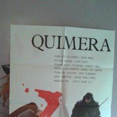 Cine: POSTER DE LA PELICULA-- QUIMERA. Lote 51527632