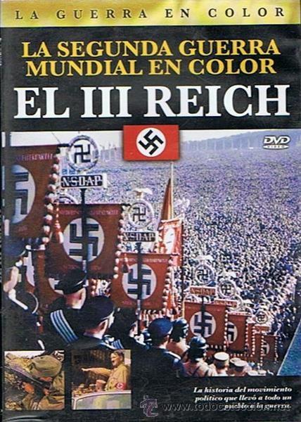 DVD EL III REICH (Cine - Posters y Carteles - Documentales)