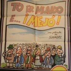 Cine: ESPAÑA DIVERTIDA Nº 2 UN FILMS DE SUMMERS.. Lote 51604490