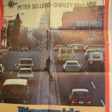Cine: BIENVENIDO MR. CHANCE CON PETER SELLER.REBAJADO. Lote 79555426
