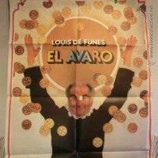 Cine: EL AVARO CON LOUIS DE FUNES. Lote 51604998