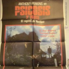 Cine: PSICOSIS 2ª PARTE CON ANTHONY PERKINS. Lote 51605065