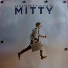 Cine: LA VIDA SECRETA DE WALTER MITTY . -CARTEL-. Lote 51630094